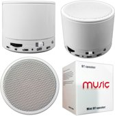 Bluetooth Mini Speaker Wit
