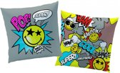 Smiley World Comics - Kussen - 40 x 40 cm - Multi