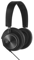 B&O Play Over-Ear Headphone BeoPlay H6 Black -2nd generation