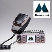 Midland M-30 AM-FM CB radio