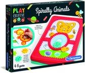 Clementoni - Play Creative - Spiraaldieren