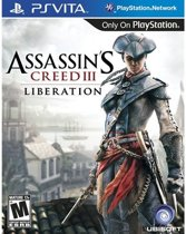 Assassin's Creed 3: Liberation - PS Vita