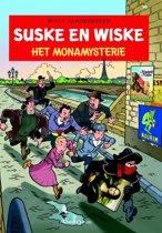 Boek cover Suske en Wiske 341  - Het Monamysterie van Luc Morjaeu