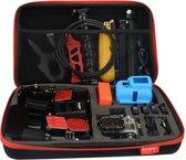 GoPro HERO accessoires opbergtas - L - Zwart/oranje - cameratas - opbergtas camera - GoPro tas
