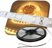 LEDstrip WARM WIT 5-meter 60 leds/meter waterproof LED strip