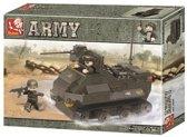 Armored corps Amfibietank 927 M38-B0281