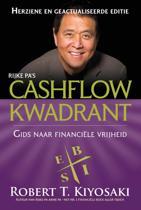 Boek cover Cashflow kwadrant van Robert Kiyosaki (Paperback)