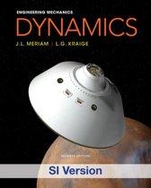 Engineering Mechanics 7E Dynamics SI Version