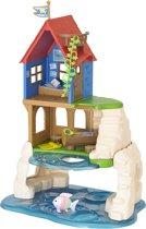 Sylvanian Families 5229 Speelhuisje Op Geheim Eiland  - Speelfigurenset