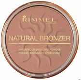 Rimmel London Natural Bronzing - 021 Sunlight - Powder
