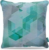 Intimo Mosaic Dark - Sierkussen - 45x45 - Multi colour