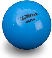 Dita Match Hockeybal - Ballen  - blauw - ONE