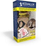 Sorkil pasta AM 150gr - muizengif rattengif - tegen ratten en muizen
