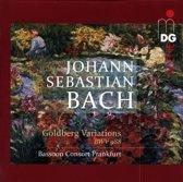 Johann Sebastian: Goldberg Variations BWV 988
