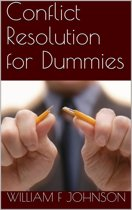 Conflict Resolution For Dummies