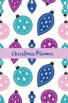 Christmas Planner: Holiday Shopping Tracker - Christmas Card Log - Holiday Menu Organizer - Write In Funny Elf Pranks
