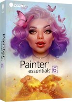 Corel Painter Essentials 6 - Engels / Duits / Frans - Windows / MAC