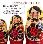 Tchaikovsky: Piano Concerto No. 1; Rachmaninov: Piano Concerto No. 2