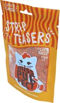 Miss Purfect katten snacks strip teasers 45 gram.