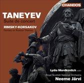 Suite De Concert/Fantasy On Russian Themes