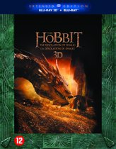 The Hobbit 2 (Extended Edition) (3D & 2D Blu-ray)