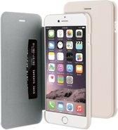 BeHello Book Case voor Apple iPhone 6/6S - Beige