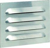 AirPro Schoepenrooster aluminium 25x20cm