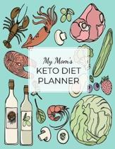 My Mom's KETO DIET PLANNER