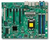 Supermicro MBD-X9SAE-V-O server-/werkstationmoederbord LGA 1155 (Socket H2) Intel® C216 ATX