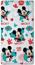 Hoeslaken Mickey Hey 90 x 200