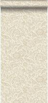 Origin behang bloemen crème - 347026