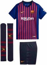 Barcelona Home Tunue Kids 6/7 jaar inclusief sokken