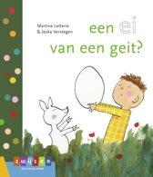 Leren lezen AVI start - een ei van een geit?