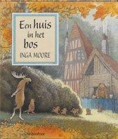 Prentenboek Een huis in het bos
