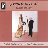 French Recital For Bassoon And Harp