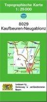 Kaufbeuren-Neugablonz 1 : 25 000