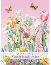 Verjaardagskalender Janneke Brinkman 'Voorjaarsbloemen'