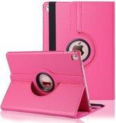 iPad Pro 9.7 hoesje 360 graden Multi-stand draaibaar -Roze