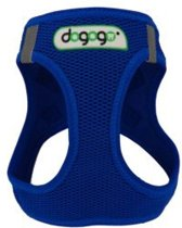 Dogogo Air Mesh tuig, blauw, maat M