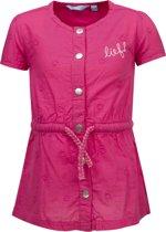 lief! lifestyle Meisjes Jurk - Roze - Maat 116
