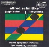 Schnittke - Gogol Suite