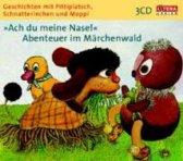Abenteuer im Märchenwald. 3 CDs