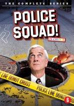 DVD cover van Police Squad - Seizoen 1