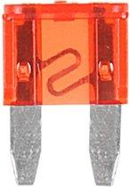 ProPlus autozekering mini 10A rood per stuk