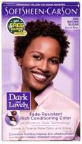 Dark and Lovely Hair Color