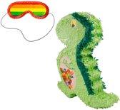 Pinata Dinosaurus + Pinata Blinddoek
