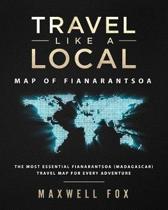Travel Like a Local - Map of Fianarantsoa