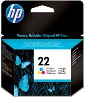 HP 22 - Inktcartridge / 3 kleuren