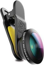 Black Eye Pro Fisheye G4 Smartphone Lens - Zwart