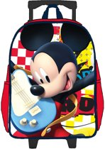 Mickey star kleine trolley